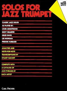 Jazz Solos for Trumpet